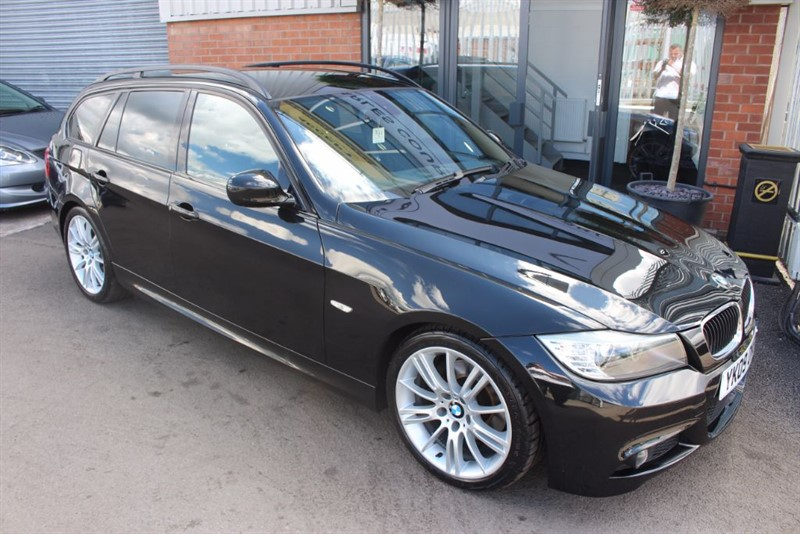 used BMW 320d M SPORT TOURING in warrington-cheshire