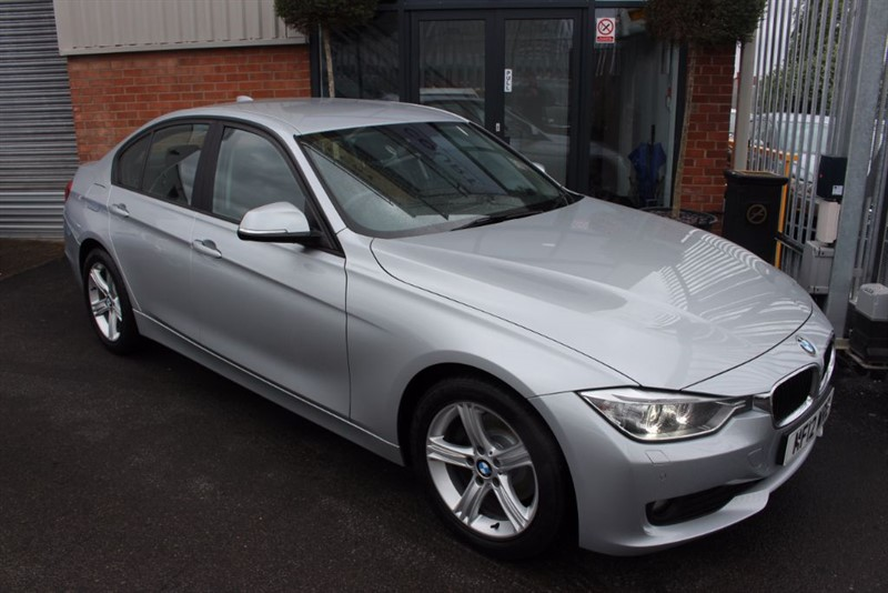 used BMW 320d SE-LEATHER & SATNAV. in warrington-cheshire