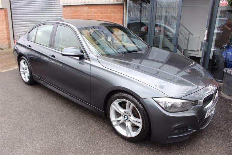 "used BMW 320d M SPORT-BLUETOOTH-18""ALLOYS in warrington-cheshire"