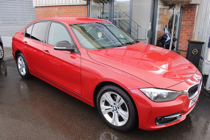 used BMW 320d SPORT-FULL LEATHER-BLUETOOTH in warrington-cheshire
