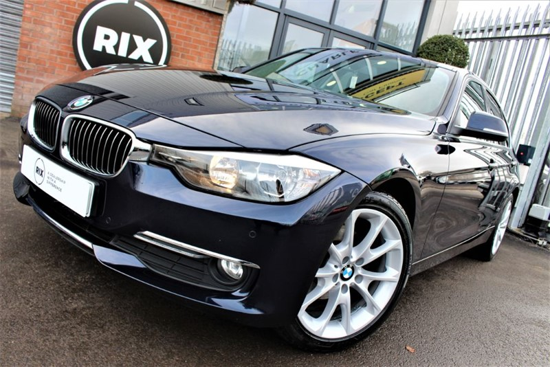 used BMW 320d LUXURY in warrington-cheshire
