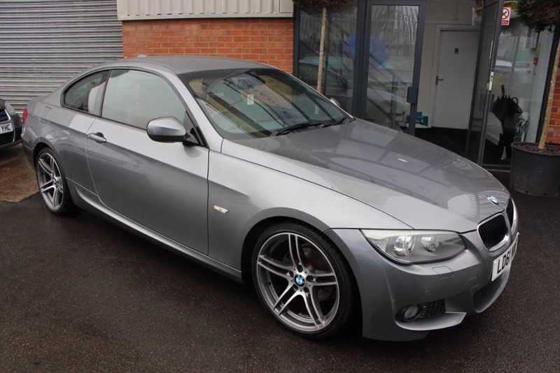 used BMW 320i M SPORT-ONE OF A KIND  in warrington-cheshire