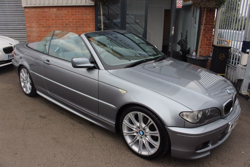 used BMW 325 CI SPORT-LEATHER UPHOLSTERY-CRUISE CONTROL in warrington-cheshire