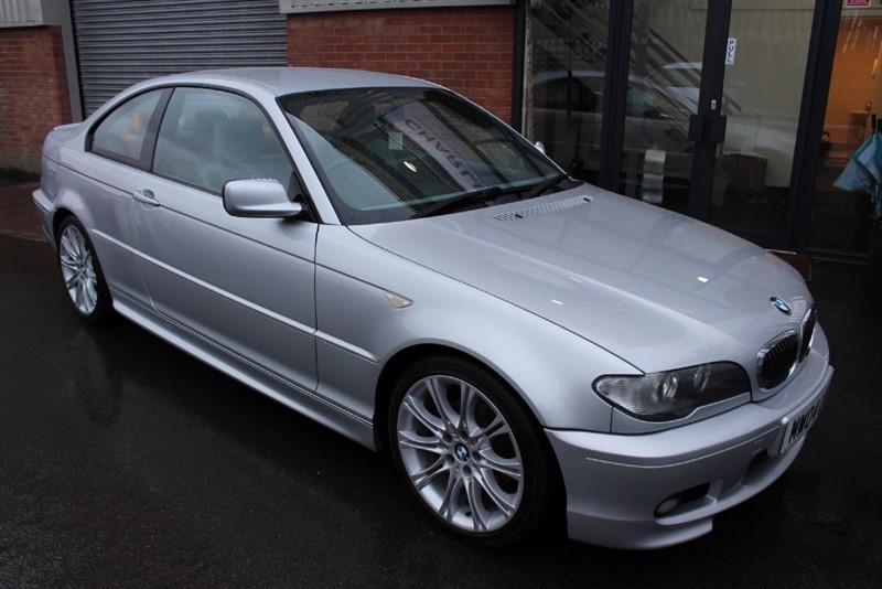 used BMW 325 CI SPORT in warrington-cheshire