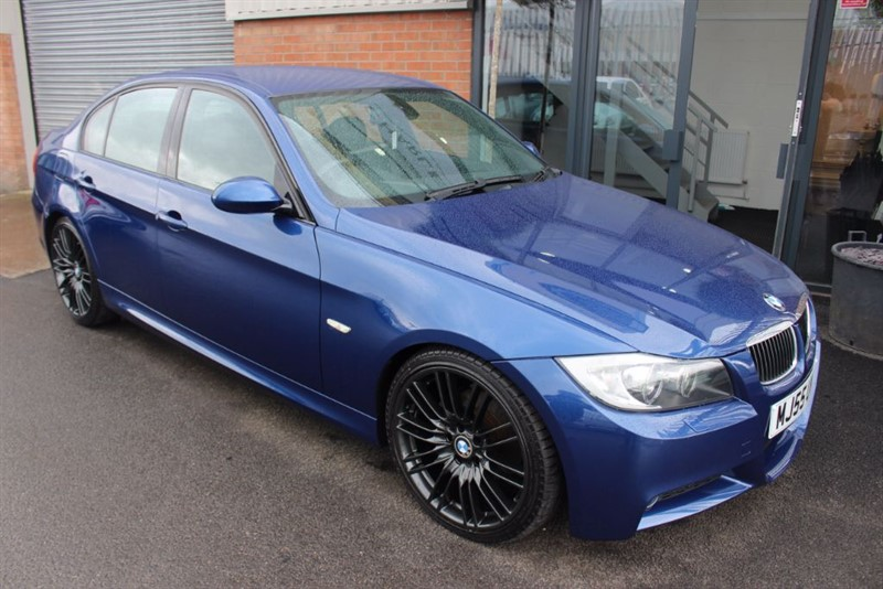 used BMW 325i M SPORT in warrington-cheshire