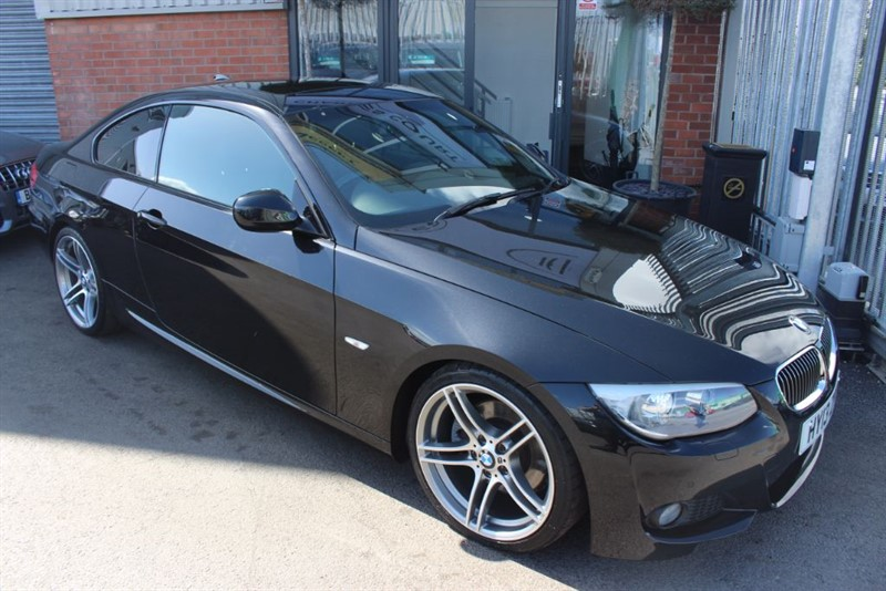 used BMW 330d M SPORT-XENON-PANROOF in warrington-cheshire