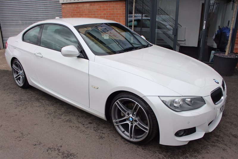 "used BMW 330d M SPORT-SAT NAV-19""ALLOYS in warrington-cheshire"