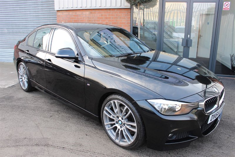 used BMW 330d M SPORT. in warrington-cheshire
