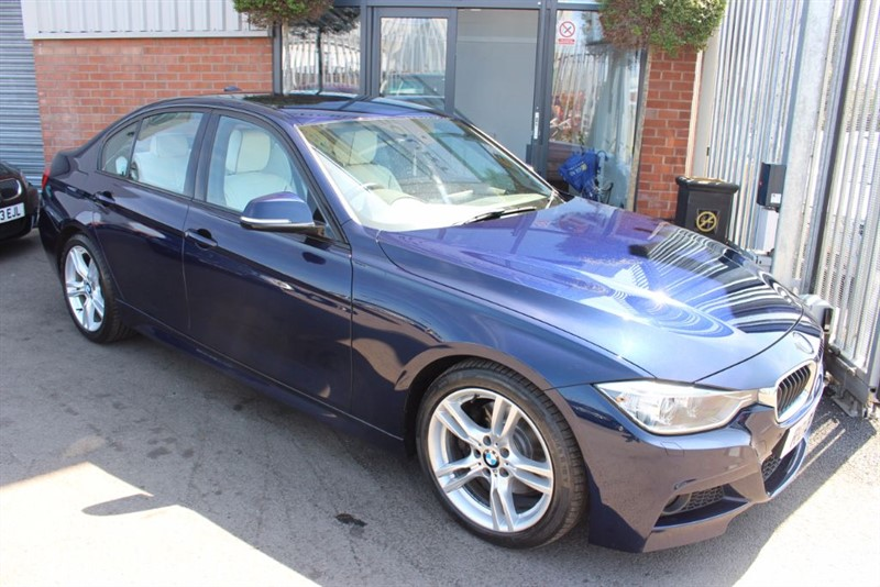 used BMW 330d M SPORT-*TOP SPEC* in warrington-cheshire