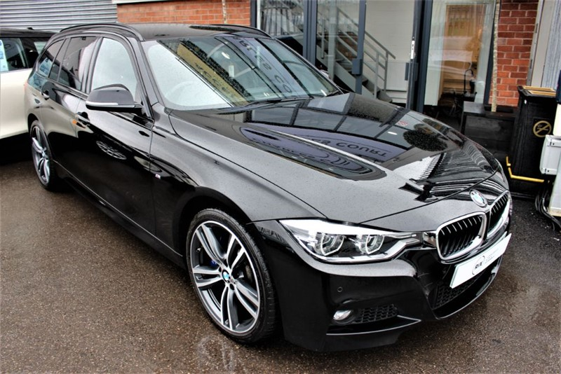 used BMW 335d XDRIVE M SPORT PLUS TOURING in warrington-cheshire