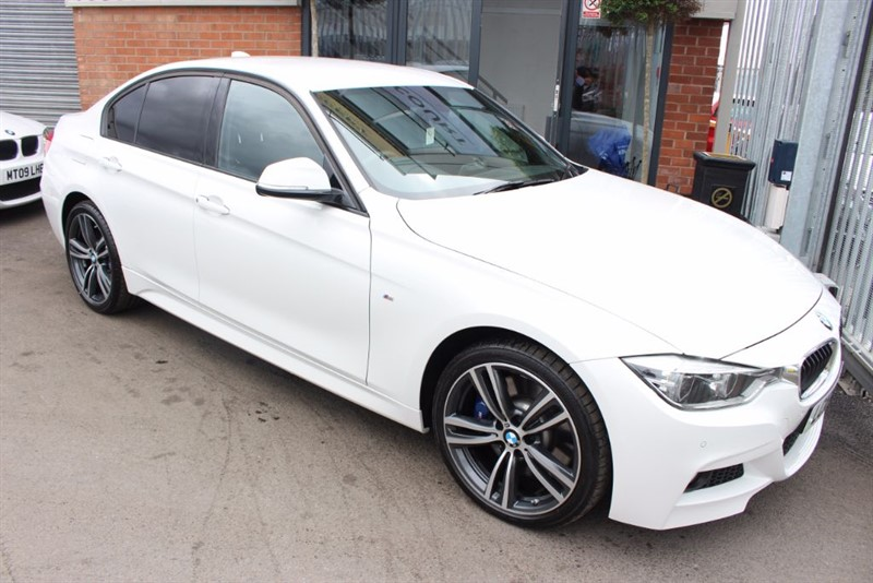 used BMW 335d XDRIVE M SPORT PLUS PACKAGE in warrington-cheshire