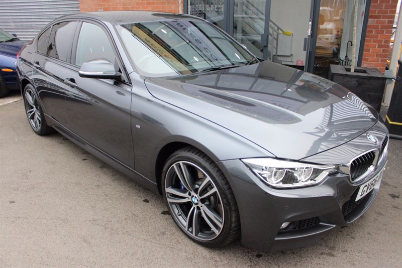used BMW 335d XDRIVE M SPORT-PLUS PACK-HARMAN KARDON SOUND-PRO NAVIGATION in warrington-cheshire