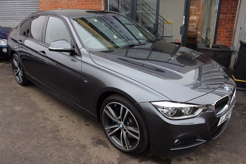 "used BMW 335d XDRIVE M SPORT PLUS-19""ALLOYS-HARMON KARDON in warrington-cheshire"