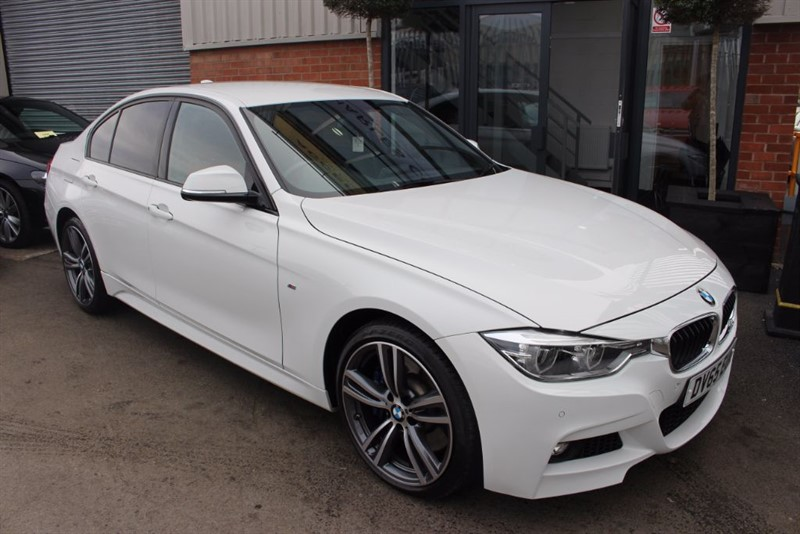 "used BMW 335d XDRIVE M SPORT-HARMAN KARDON-SATNAV-19""ALLOYS in warrington-cheshire"