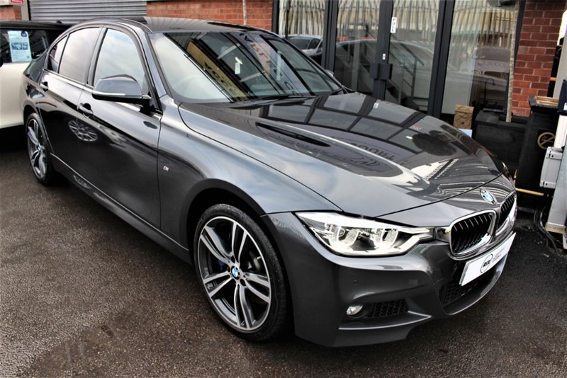 used BMW 335d XDRIVE M SPORT-PLUS PACKAGE in warrington-cheshire
