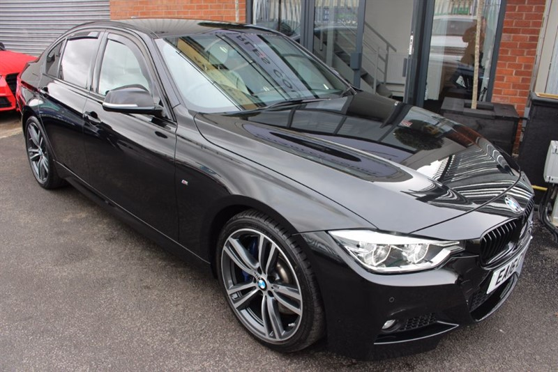 "used BMW 340i M SPORT-SAT NAV-HARMAN KARDON-19""ALLOYS in warrington-cheshire"