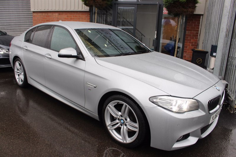 """used BMW 520d M SPORT-19""""ALLOYS in warrington-cheshire"""