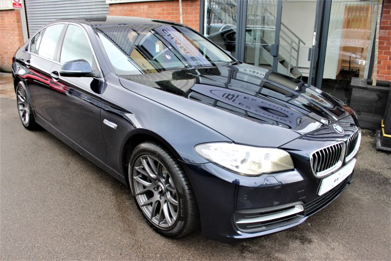 used BMW 520d SE in warrington-cheshire