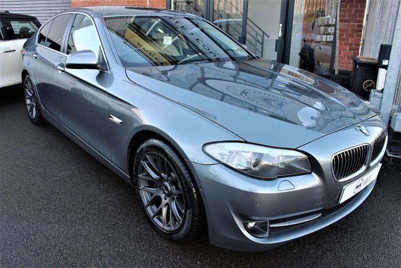 used BMW 530d SE-PRO NAV-360 CAMERA-LOW MILEAGE in warrington-cheshire