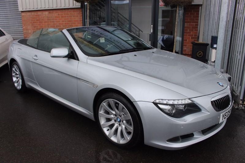 used BMW 650i SPORT-RARE CAR in warrington-cheshire