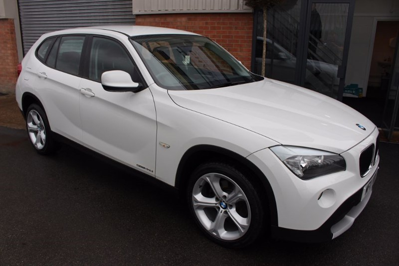 used BMW X1 SDRIVE20D SE-AIR CON-CLIMATE CONTROL in warrington-cheshire
