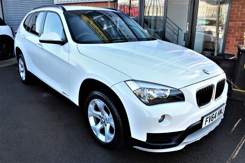 used BMW X1 SDRIVE18D SE in warrington-cheshire