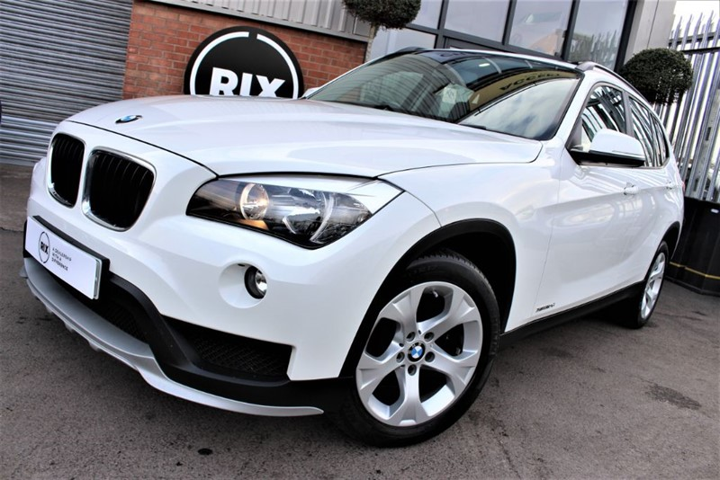 used BMW X1 XDRIVE18D SE in warrington-cheshire
