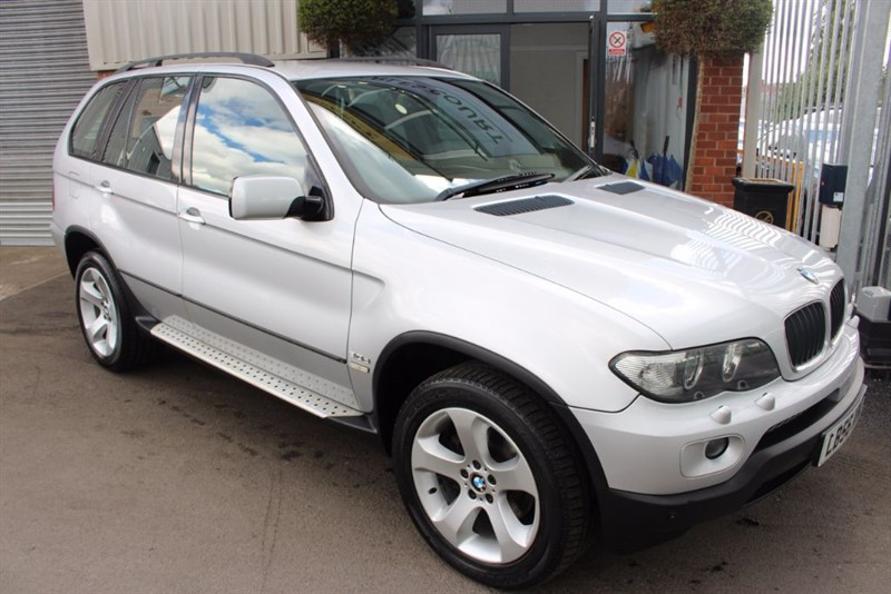 used BMW X5 D SPORT in warrington-cheshire