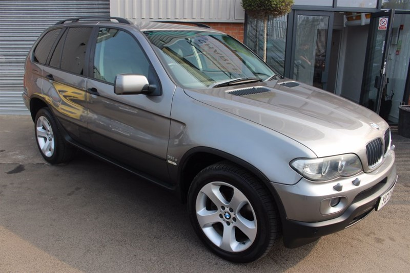 used BMW X5 D SE in warrington-cheshire