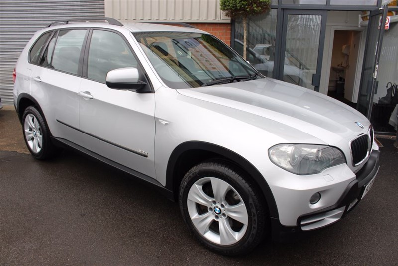 used BMW X5 SE in warrington-cheshire