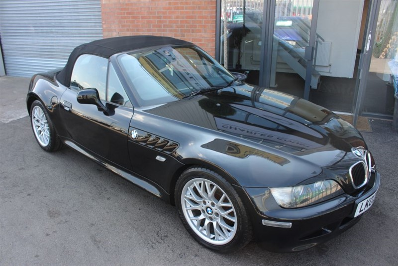 used BMW Z3 SPORT ROADSTER-HEATED LEATHER ELECTRIC SEATS in warrington-cheshire