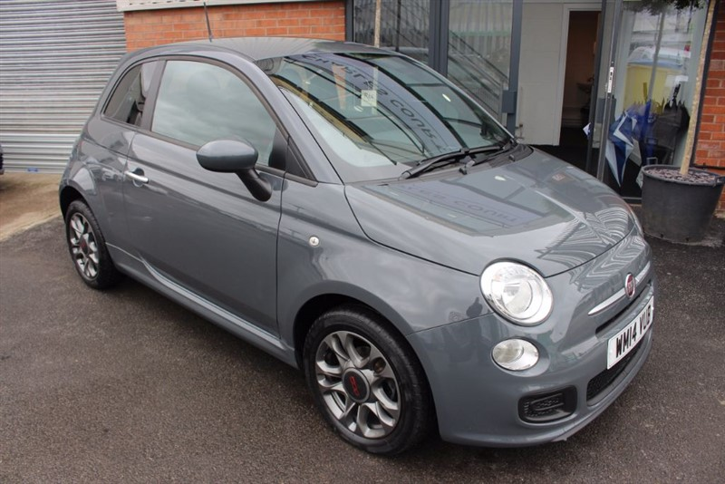 used Fiat 500 S-1OWNER-LOW MILEAGE in warrington-cheshire