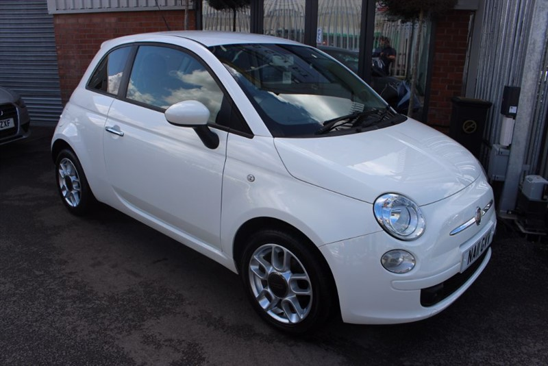 used Fiat 500 S-LOW MILEAGE  in warrington-cheshire