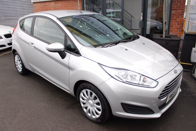 used Ford Fiesta STYLE TDCI in warrington-cheshire