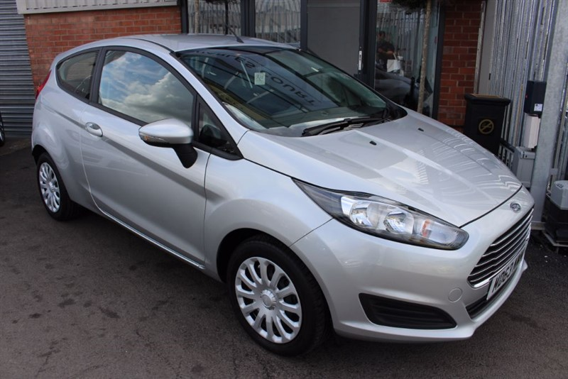 used Ford Fiesta STYLE in warrington-cheshire