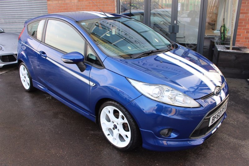 used Ford Fiesta S1600 in warrington-cheshire
