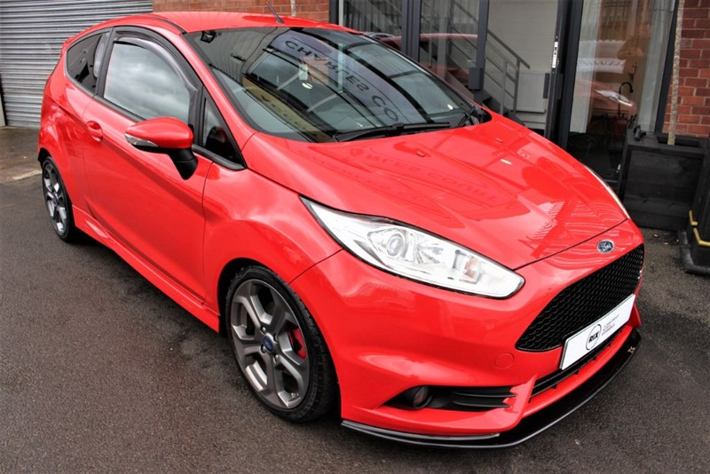 used Ford Fiesta ST-2 in warrington-cheshire