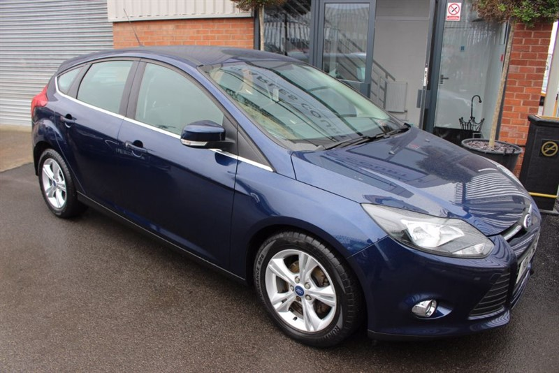used Ford Focus ZETEC TDCI-£20 ROAD TAX in warrington-cheshire