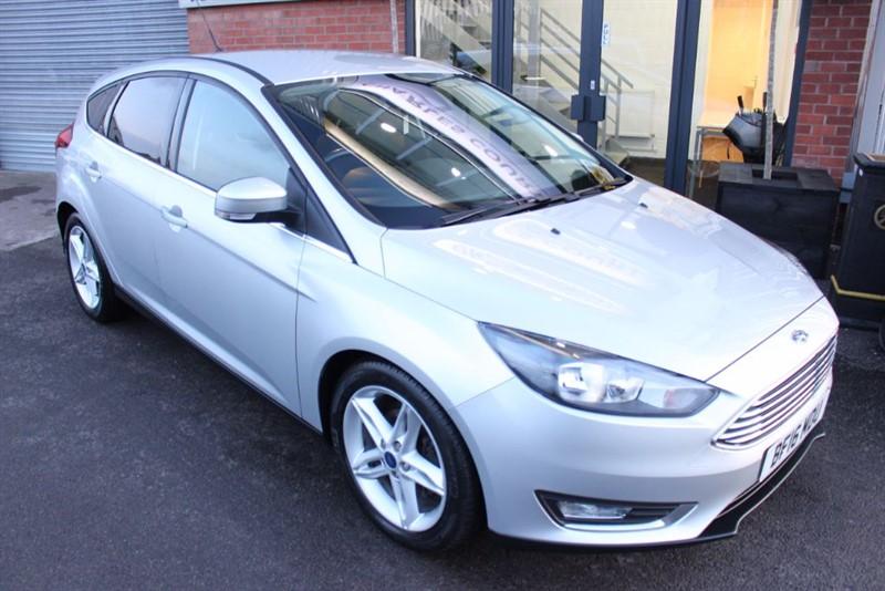 used Ford Focus TITANIUM TDCI in warrington-cheshire