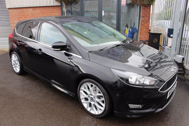used Ford Focus ZETEC S in warrington-cheshire