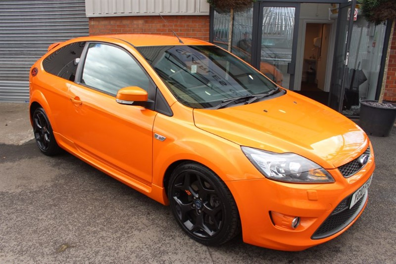 used Ford Focus ST-3-HEATED LEATHER-HARD TO FIND in warrington-cheshire