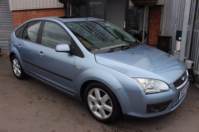 used Ford Focus SPORT in warrington-cheshire