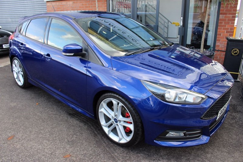 """used Ford Focus ST-2-1OWNER-19""""ALLOYS in warrington-cheshire"""
