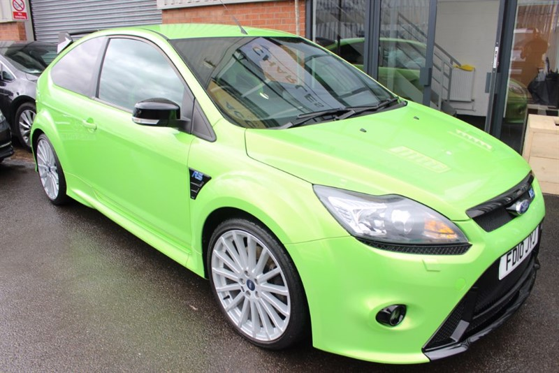 used Ford Focus RS-2 OWNERS-FULL FORD SERVICE HISTORY in warrington-cheshire