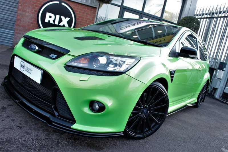 used Ford Focus RS in warrington-cheshire