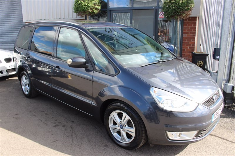 used Ford Galaxy ZETEC TDCI-AIR CON-NATIONWIDE DELIVERY in warrington-cheshire
