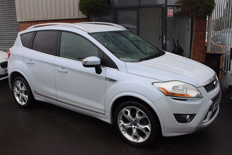 used Ford Kuga TITANIUM TDCI AWD in warrington-cheshire