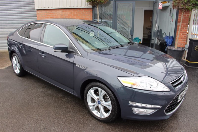used Ford Mondeo TITANIUM X BUSINESS EDITION TDCI-NAV-LOW MILEAGE in warrington-cheshire