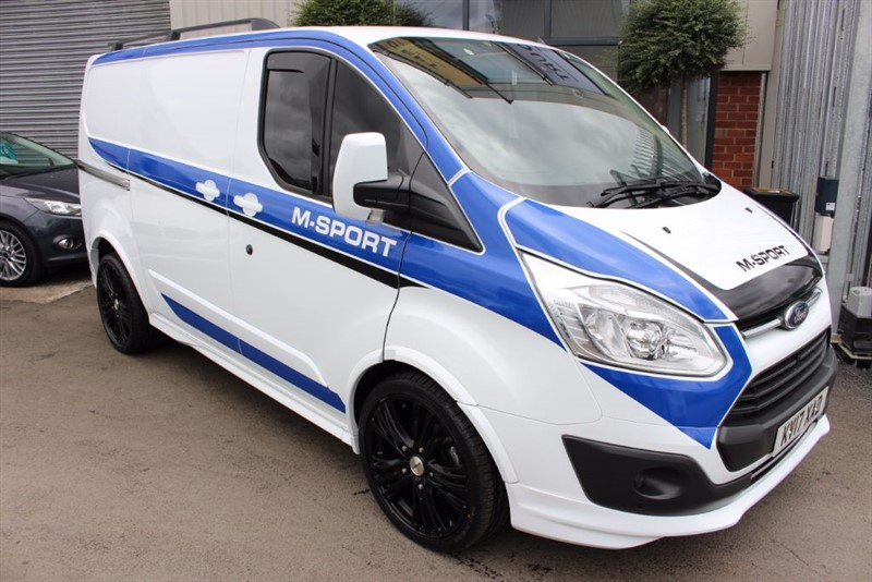 used Ford Transit Custom 270 LIMITED LR P/V-REAR SEATS-BLUETOOTH in warrington-cheshire