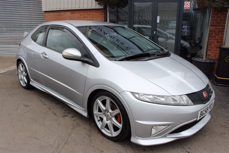 used Honda Civic I-VTEC TYPE-R GT-AIR CON-CLIMATE CONTROL in warrington-cheshire